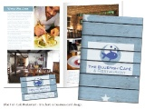 Blue Fish Restaurant - Brochure