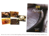 Harvets Fine Foods - Brand, logo, lorry wrap, stationary and brochure design.