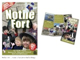 Nothe Fort - rebrand, Poster & leaflet design