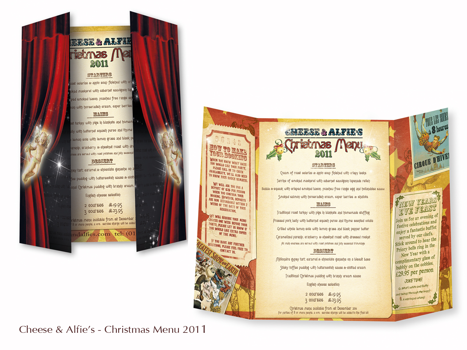 why good menu design is vital not just for christmas